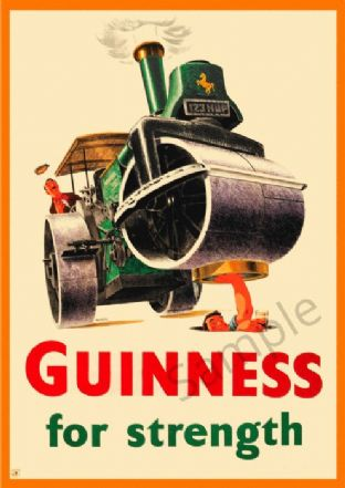Guinness Beer Advert
